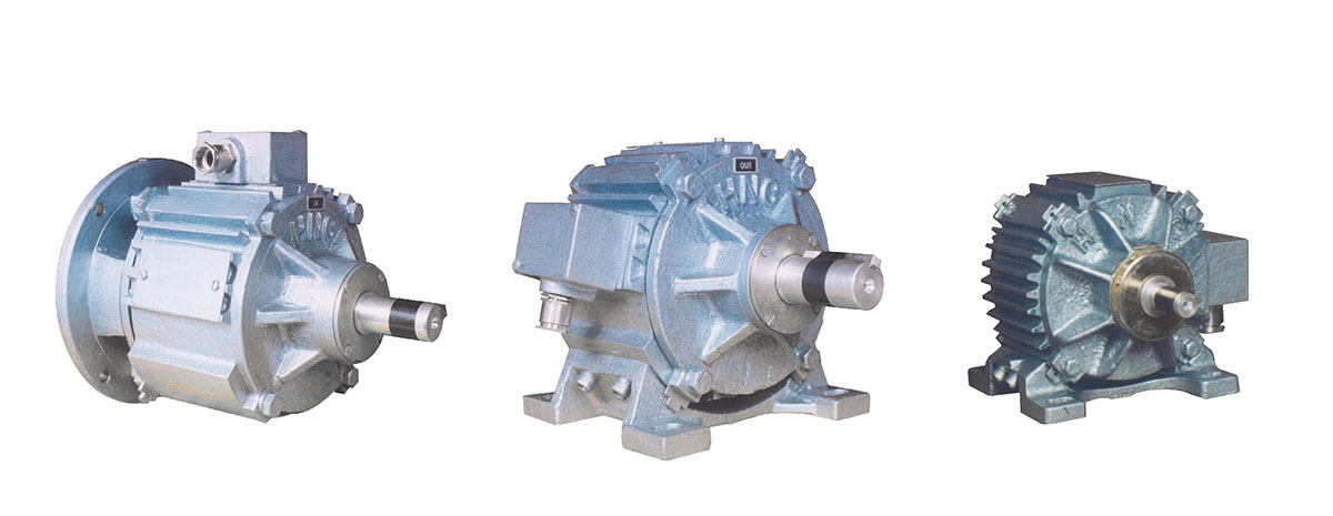 Electromagnetic Enclosed Clutch Brake